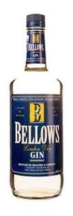 Bellows Gin London Dry 1.00l - Case of 12